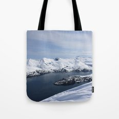 Blackstone Bay Tote Bag