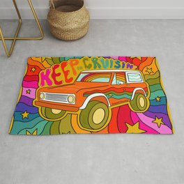 Keep On Cruising Rug