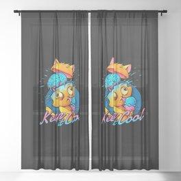 Keep it Cool Sheer Curtain