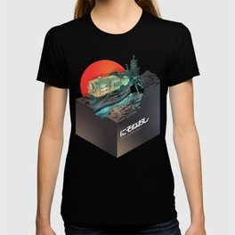 Arcadia fanart T-shirt