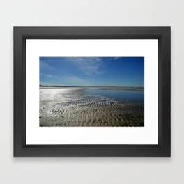 Cape Cod Beach 2 Framed Art Print