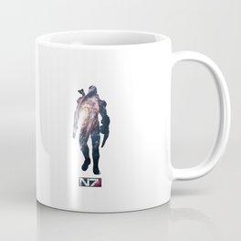Mass effect Shepard Coffee Mug