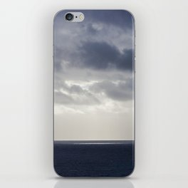 Out of the Blue iPhone Skin