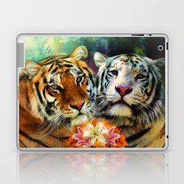 Tiger Lillies Laptop & iPad Skin
