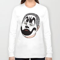 rush Long Sleeve T-shirts featuring Rush Juggalaugh by Chris Piascik