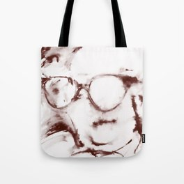 The Visionary Sepia Tote Bag
