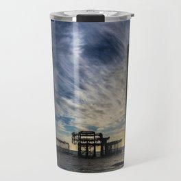 Brighton Seascape II Travel Mug