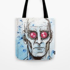 Dr Victor Fries Tote Bag