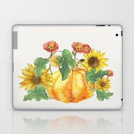 Morning Pumpkins Laptop & iPad Skin