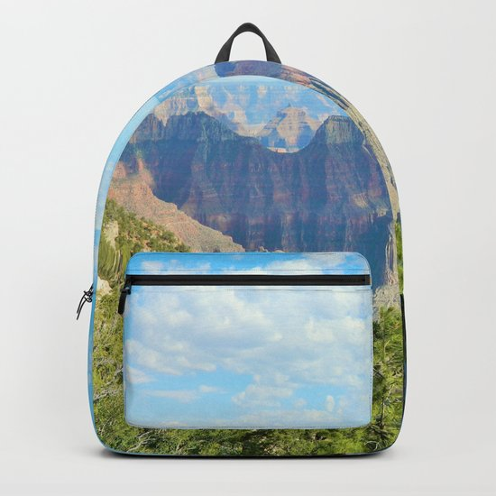 Grand Canyon Northern Rim Backpack