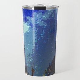 Fires and Stars Travel Mug
