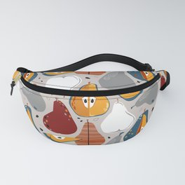 Autumn pears Fanny Pack