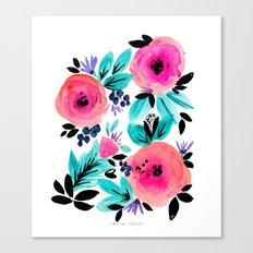 Savannah Flower Canvas Print