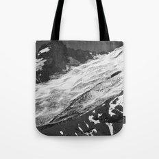 Crevassed Tote Bag