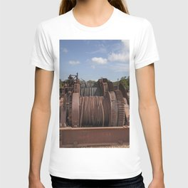 Steel Cables T-shirt