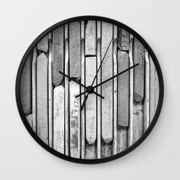 Chalk Wall Clock