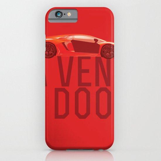 A Vent, A Door iPhone & iPod Case