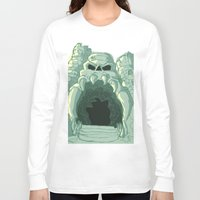 castle Long Sleeve T-shirts featuring castle by neicosta