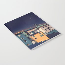 Castles at Night Notebook