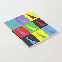Delaware Pop Art Notebook