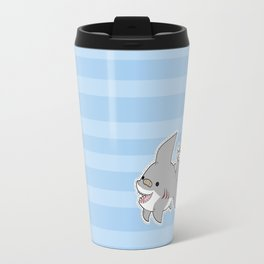 Sharky Dress Up Travel Mug