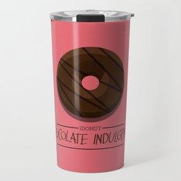 1DONUT - Chocolate Indulgence Travel Mug
