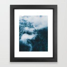 Embracing serenity - Landscape Photography Framed Art Print