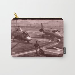 New But Old School GTA Carry-All Pouch