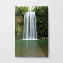 Waterfalling  Metal Print
