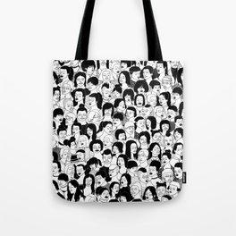 Girlz Tote Bag