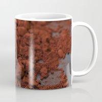 chocolate Mugs featuring Chocolate by LebensART Photography