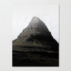 kirkjufell iceland Canvas Print