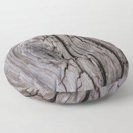 Wood Knot Wood Texture Floor Pillow