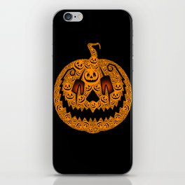 Jack of 1,000 Faces iPhone Skin