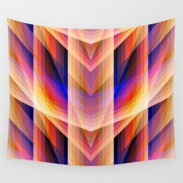 Vital Existence no.01 Wall Tapestry