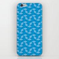 escher iPhone & iPod Skins featuring Escher #008 by rob art | simple