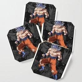 Goku Ultra Instict Broly Saiyan Coaster