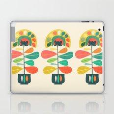 Fan Flower Laptop & iPad Skin