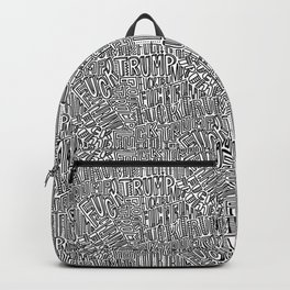 F*ck Trump Backpack