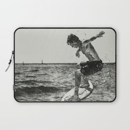 Skimboarder Life Laptop Sleeve