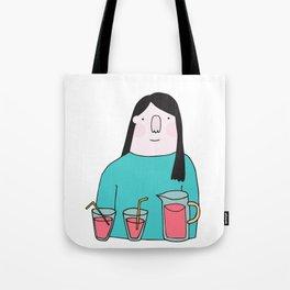 I like fizzy pop Tote Bag