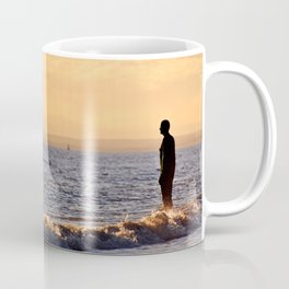 Iron Men of the Sea Coffee Mug