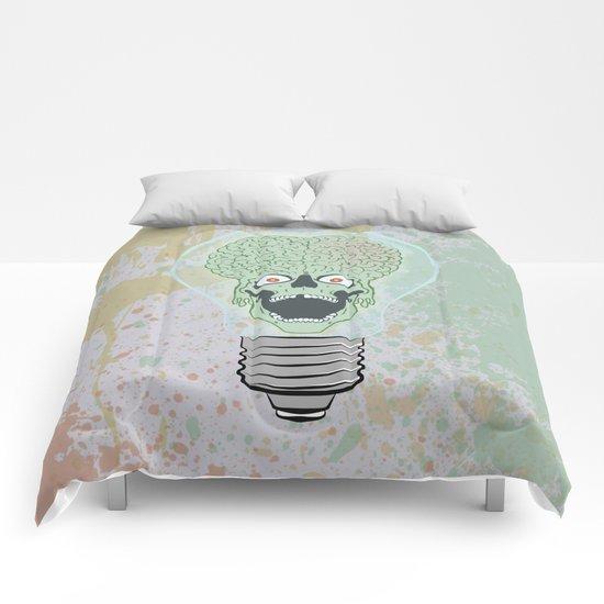 Think Martian  Comforters
