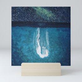 Goddess Descending  Mini Art Print