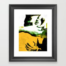 Un Chien Andalou Framed Art Print