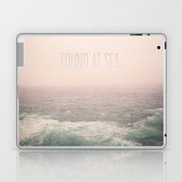 Found At Sea Laptop & iPad Skin