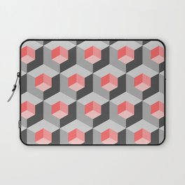 Kinetic art cubes Laptop Sleeve
