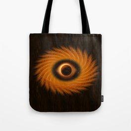 Eye of Storm Tote Bag