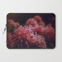 Pink Bellingrath Floral Laptop Sleeve