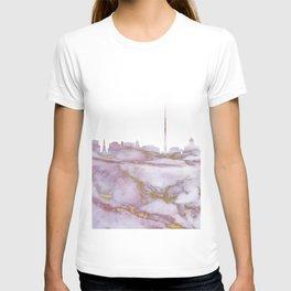 Dublin Ireland Skyline T-shirt